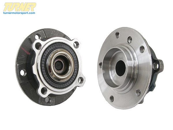 T#338079 - 31226765601 - Front Wheel Bearing - E60 5 series, E63 6 series - Packaged by Turner - BMW