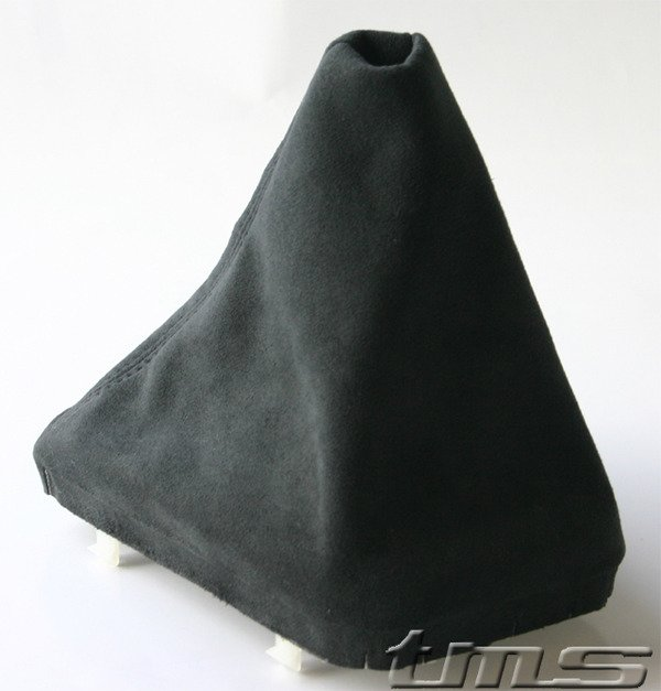 T#338318 - 2511143442X - Shift Boot - E46 323/325/328/330/M3 LHD - Manual - Leather or Alcantara - Genuine BMW - BMW