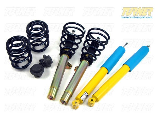 T#338322 - 29480-2 - E46 323/325/328/330i/ci H&R Coil Over Suspension - H&R - BMW