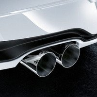 BMW M Performance Exhaust - F30 328i 2012+, F32 428i