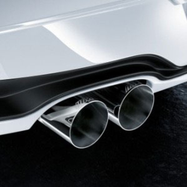 T#338026 - 18302293771 - BMW M Performance Exhaust - F30 328i 2012+, F32 428i - Genuine BMW - BMW
