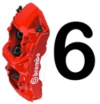Brembo 380 Front Big Brake Kit for E90/E92 M3 (6-piston calipers)
