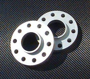 H&R 10mm Wheel Spacers for most BMW 5-Lug (Pair)