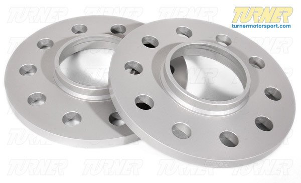 T#338315 - 2075726-1M -  H&R 10mm Wheel Spacers (Pair) - E82 1M Coupe - H&R - BMW