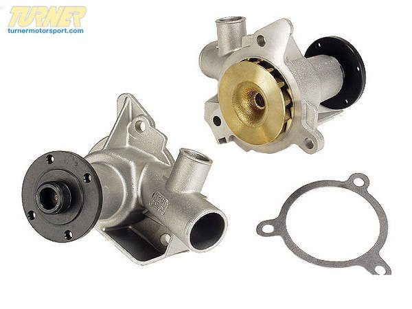T#337988 - 11519071562 - Water Pump - E30 325e/i 84-87, E28 528e - Genuine BMW - BMW