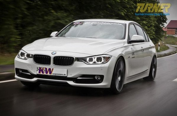 T#338245 - 1022000X - KW Coilover Kit - Variant 1 (V1) - F30 320i, 328i, F32 428i, F22 228i - KW Suspension - BMW