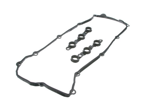 T#337951 - 11120034108 - Valve Cover Gasket Set - E36 E39 Z3 with M52 - Packaged by Turner - BMW