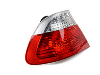 Tail Light - Clear - Left - E46 323ci, 323ci, 328ci, 330ci, M3