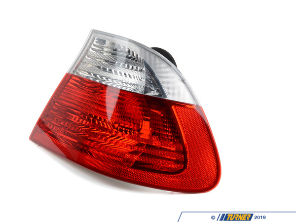 T#20289 - 63218383826 - Tail Light - Clear - Right - E46 323ci, 323ci, 328ci, 330ci, M3 - Genuine European BMW - BMW