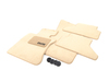 T#24833 - 82110392319 - Genuine BMW Floormat E-64 Crm-Beige - 82110392319 - Genuine BMW -