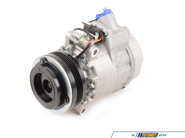 Hella Hella A/C Compressor with Clutch - E70 X5 64529185146