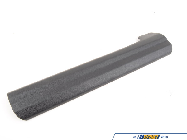 T#113840 - 51479167363 - Genuine BMW Cover Molding, Sill, Inner F - 51479167363 - Schwarz - Genuine BMW -