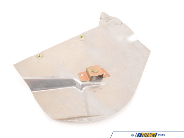 T#56361 - 32211137538 - Genuine BMW Heat Resistant Plate Rear Ri - 32211137538 - Genuine BMW -