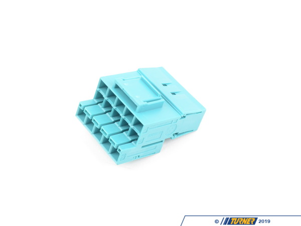 T#176035 - 61139225063 - Genuine BMW Socket Housing 10+ 5 Pol. - 61139225063 - E82,E90,E92,E93 - Genuine BMW -