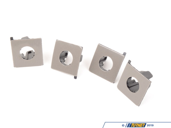T#77909 - 51122181315 - Genuine BMW Set Of Mounts For Pdc Sensor - 51122181315 - Genuine BMW -
