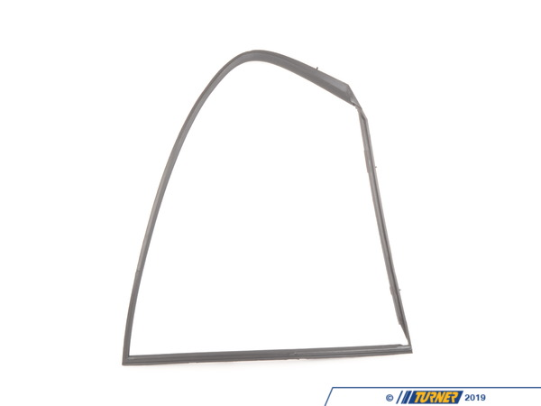 T#94648 - 51358223781 - Genuine BMW Frame For Fixed Side Window, Left - 51358223781 - E65 - Genuine BMW -