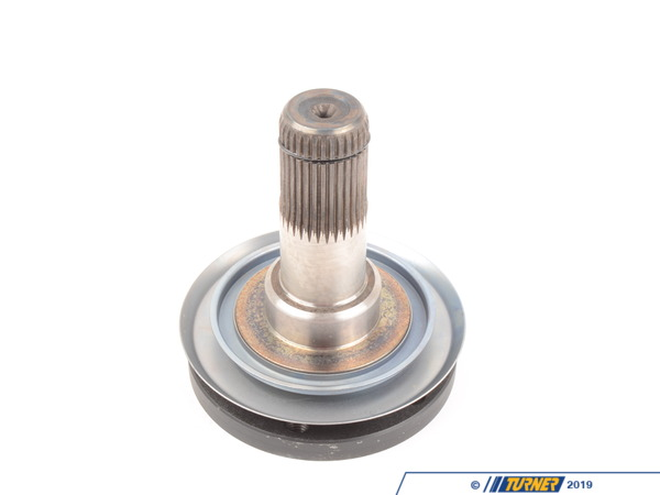 T#59512 - 33131428285 - Genuine BMW Drive Flange Output Lk=102mm/M12 - 33131428285 - E38,E39 - Genuine BMW -