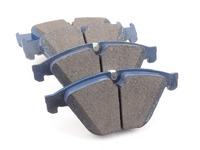 F10 528/535 (High Speed Brakes) Front Cool Carbon S/T Performance Brake Pad Set