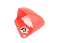 Magnum FORCE Intake Scoop - Red