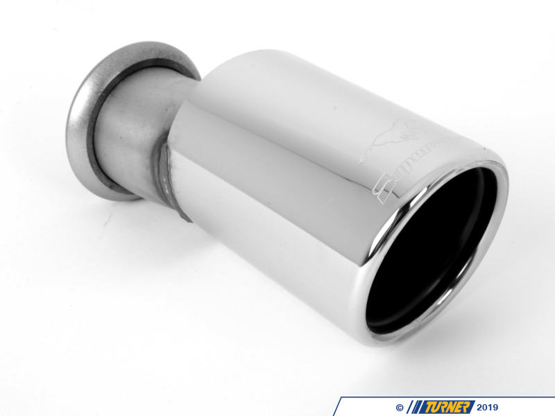 Tms217652 E89 Z4 35i 35is Supersprint Cat Back Performance Exhaust Single Round Tips
