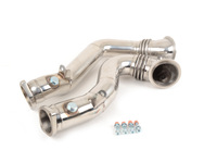 Wagner Cat-less Downpipes - N54 - E9x 335i/xi, E82 135i, 1M