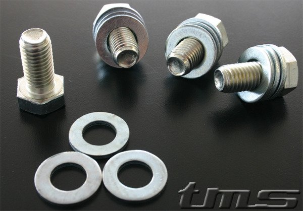 T#424 - TSU3690036 - Turner Motorsport Front Camber Bolt Kit - E36, Z3, Z4 M - Whether you need a camber change or you are looking for more adjustment with your camber plates, you can change your camber by shimming the strut and spindle with the TMS bolt kit. There are some things to take into account with this kit so please read the installation tips below. An alignment is strongly recommended after installing this kit.Click here for installation instuctions.This item fits the following BMWs:1992-1998  E36 BMW 318i 318is 318ti 318ic 323is 323ic 325i 325is 325ic 328i 328is 328ic M31997-2002  Z3 BMW Z3 1.9 Z3 2.3 Z3 2.5i Z3 2.8 Z3 3.0i M Roadster M Coupe2006-2008  E85 E86 BMW Z4 M Roadster M Coupe - Turner Motorsport - BMW