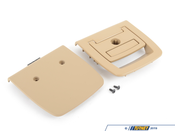 T#111098 - 51476980200 - Genuine BMW Handle, Floor Carpet-luggage - 51476980200 - Beige - Genuine BMW -