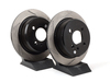 T#16469 - 34216755407GS - Gas-Slotted Brake Rotors (Pair) - Rear - E30 318, 325e/I - StopTech - BMW