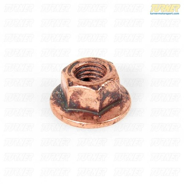 T#12554 - 11721437202 - Genuine BMW Engine Hex Nut 11721437202 - Genuine BMW -