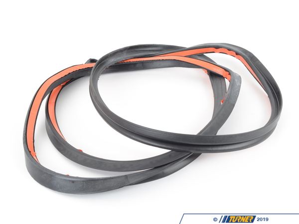 T#90678 - 51229059650 - Genuine BMW Door Weatherstrip Rear Right - 51229059650 - E34 - Genuine BMW -