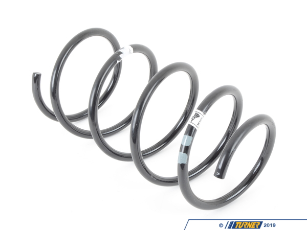 T#54798 - 31331092655 - Genuine BMW Front Coil Spring - 31331092655 - Genuine BMW -