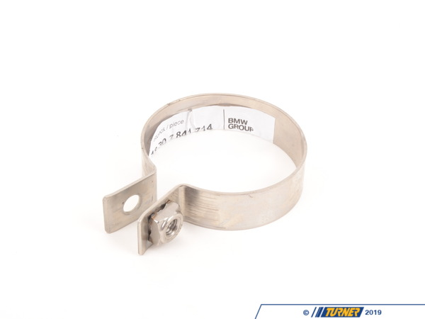 T#48656 - 18307841714 - Genuine BMW Left Pipe Clamp - 18307841714 - E90,E92,E93 - Genuine BMW -
