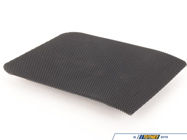T#108517 - 51458408926 - Genuine BMW Cover F Right Loudspeaker Schwarz - 51458408926 - E53 - Genuine BMW -