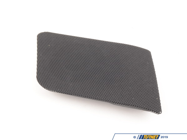 T#108516 - 51458408925 - Genuine BMW Cover F Left Loudspeaker Schwarz - 51458408925 - E53 - Genuine BMW -