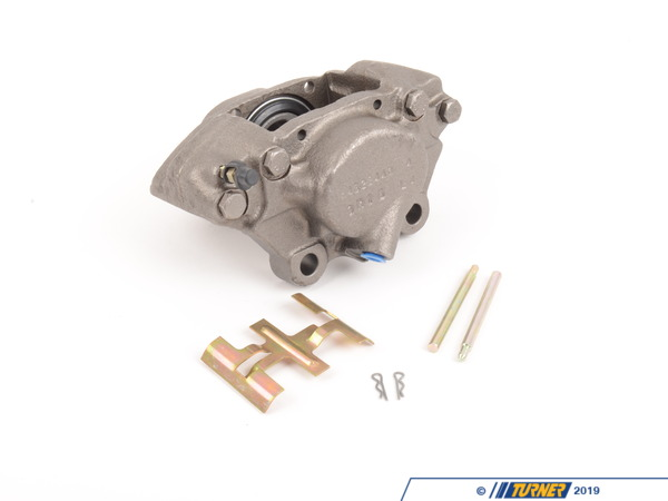NuGeon Brake Caliper - Rebuilt - Front Left - E21 320i 1977-1983 - Lucas/Girling Brand 34111150261R