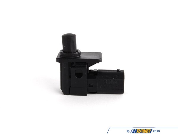 T#10608 - 61319119052 - Alarm System Hood Switch - E46 E9x E82 E60 E53 E83 - Genuine BMW - BMW