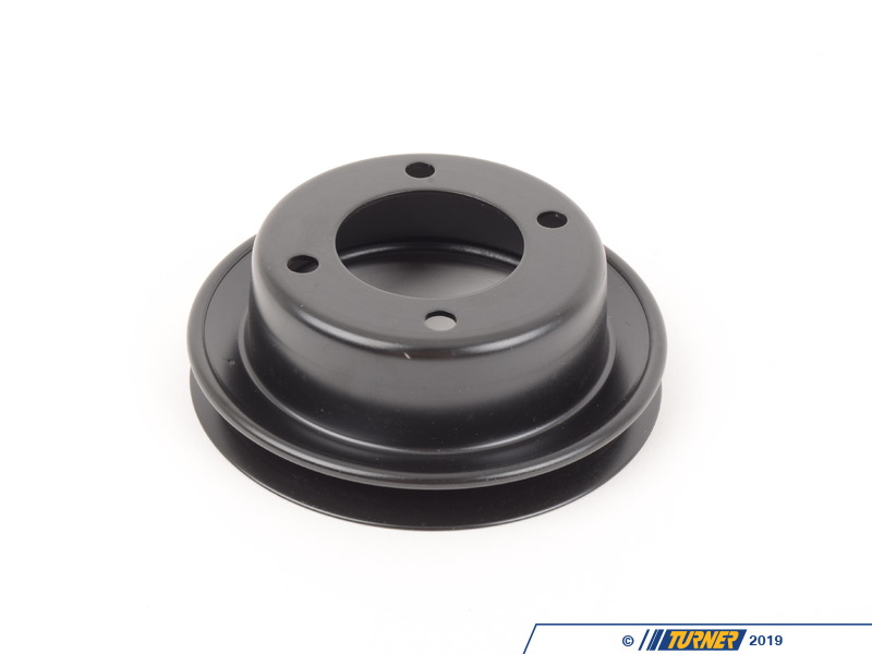 T#22296 - 11511272946 - Genuine BMW Pulley 105mm  B=9,7 - 11511272946 - E30 - Genuine BMW -