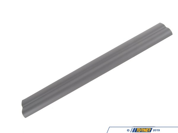 T#111262 - 51477014609 - Genuine BMW Front Left Sill Strip Flanellgrau - 51477014609 - E65 - Genuine BMW -