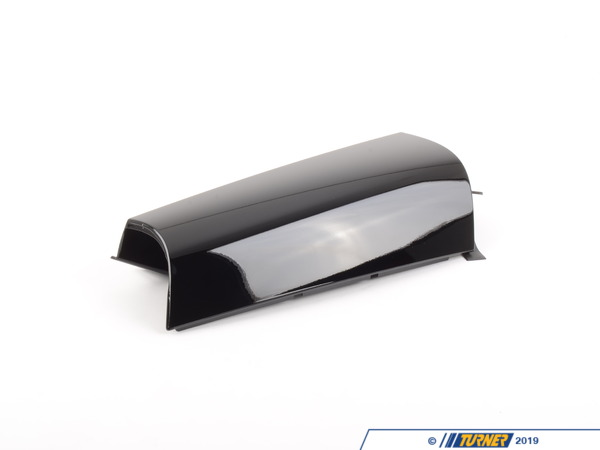 T#80161 - 51137240227 - Genuine MINI Cover Column C Left Schwarz - 51137240227 - Genuine MINI -
