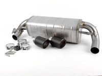 Akrapovic Evolution Stainless Steel Exhaust System - F30 335i, F32 435i