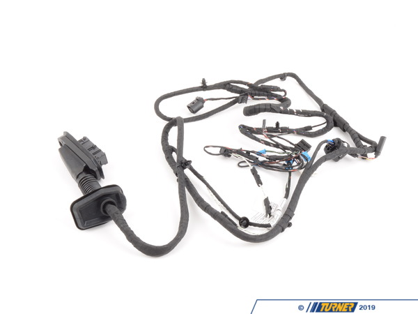 T#139518 - 61129282069 - Genuine BMW Driver's Side Door Cable Harness - 61129282069 - F10 - Genuine BMW -