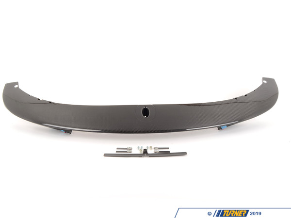 T#214821 - 51192408993 - Genuine BMW Front Attachment In Carbon - 51192408993 - Genuine BMW - BMW