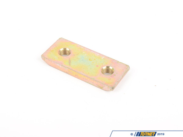 T#73436 - 41511925445 - Genuine BMW Lock Plate M8 - 41511925445 - E30,E34,E38,E39 - Genuine BMW -