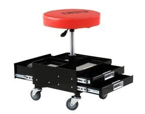 Omega Tool Pneumatic Chair With Drawers