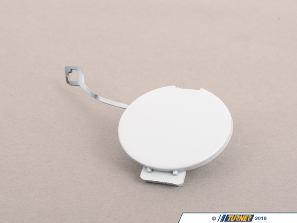 T#76083 - 51117056922 - Genuine BMW Flap, Towing Eye, Primed - 51117056922 - E85 - Genuine BMW -