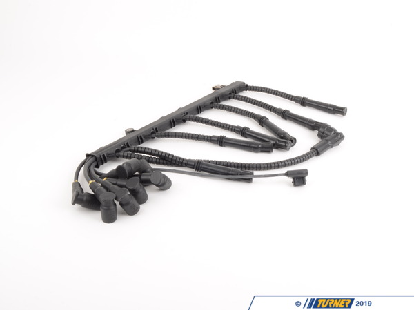 T#5495 - 12120407869 - Genuine BMW Performance Ignition Wire Set - Cyl. 7-12 - E31 850i 91-94 - Genuine BMW - BMW