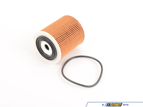 T#1698 - 11427512446 - OEM Mahle Oil Filter Kit for Mini Cooper, Cooper S (R50, R53) - Direct replacement OEM oil filter for the Mini Cooper, Cooper S (R50, R53) - Mahle - MINI