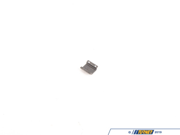 T#10410 - 54318134599 - Genuine BMW Plate, Zip Fastener, Rear Window - 54318134599 - E30,E36 - Genuine BMW -