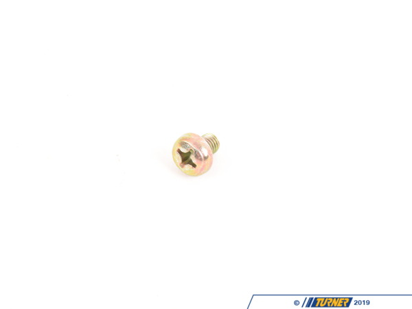T#27867 - 07119906436 - Genuine BMW Fillister-head Screw - 07119906436 - Genuine BMW -