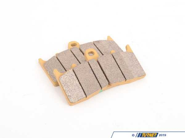 T#61934 - 34117690170 - Genuine BMW Brake Pads Kit, Green Tokico - 34117690170 - Genuine BMW -